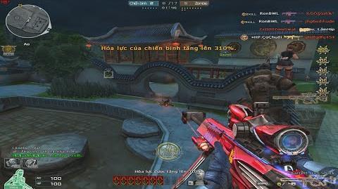 CrossFire VN - Nano Garden - HMX Gameplay