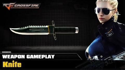CrossFire VN - Knife