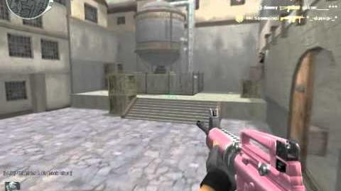 CrossFire VN - M4a1 Pink