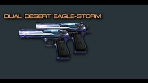 Cross Fire China Dual Desert Eagle-Storm (Pistol) Review!