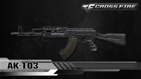 CrossFire China AK-103 ☆-0