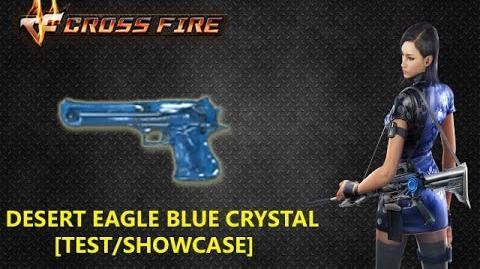 Crossfire PH - Desert Eagle Blue Crystal (Test and Showcase)