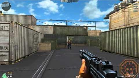 Cross Fire China AC-556 GamePlay!