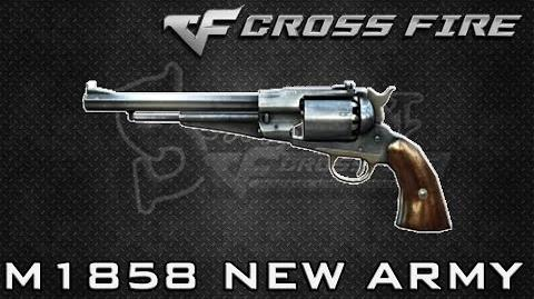 CrossFire Vietnam M1858 New Army ☆-0
