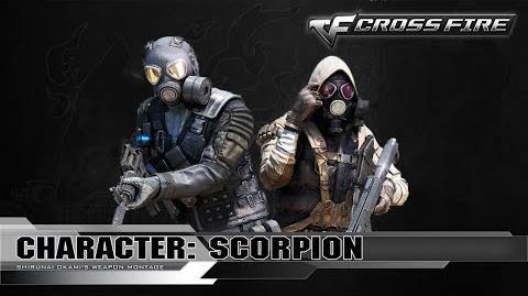 CrossFire Character Scorpion ☆