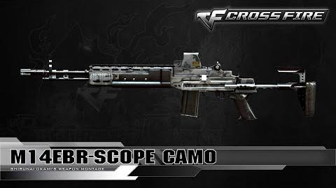 CrossFire Vietnam M14EBR-Scope Camo ☆