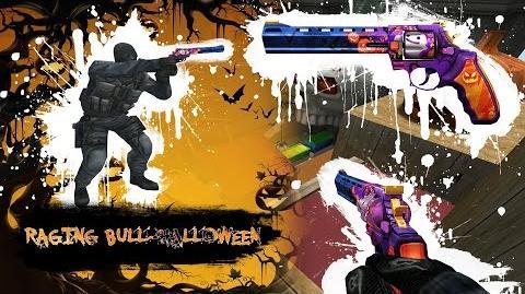RU CrossFire Raging Bull-Halloween (2015) Review!