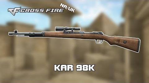 CF NA UK Kar 98K review by svanced
