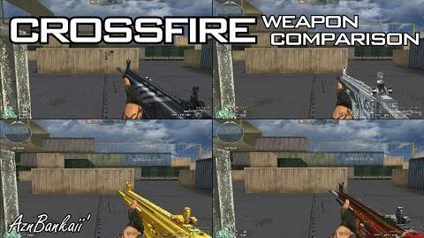 CrossFire Scar Light-BS (Black Stripes) Comparison