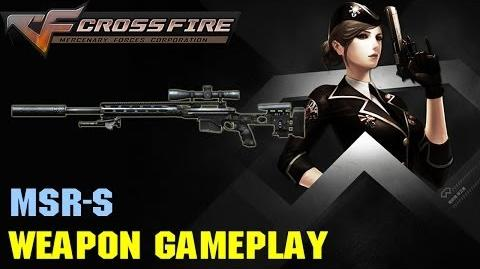 CrossFire VN - MSR-S
