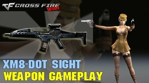 CrossFire - XM8 Dot-Sight - Weapon Gameplay