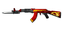 Ak47 knife red dragon crossfire wiki fandom powered by - Subject alpha cf ...