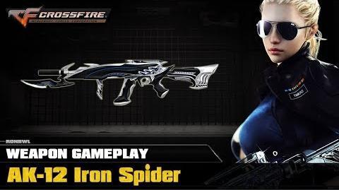 CrossFire VN - AK-12 Iron Spider