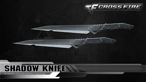 CrossFire Vietnam - Shadow Knife ☆