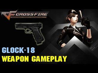 CrossFire VN - Glock-18