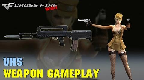 CrossFire - VHS - Weapon Gameplay