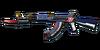 AK47 knife DMZ 9th