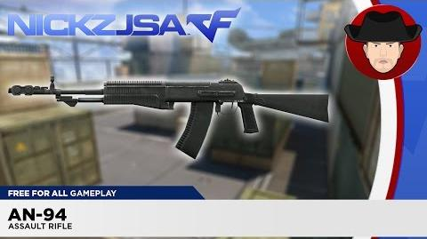 AN-94 CROSSFIRE Indonesia 2