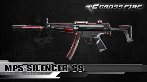 CrossFire China 2.0 MP5-Silencer Ares ☆