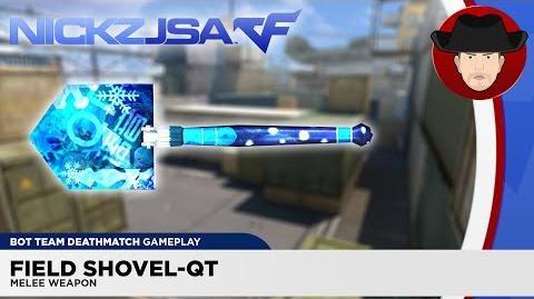 Field Shovel-QT CROSSFIRE China 2