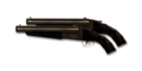 DUAL DOUBLE BARREL-BRONZE