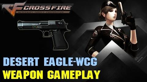 HD CrossFire VN - Desert Eagle WCG