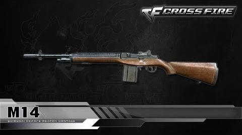 CrossFire Vietnam M14 ☆