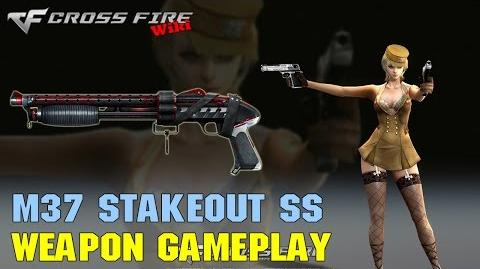 CrossFire - M37 Stakeout SS - Weapon Gameplay