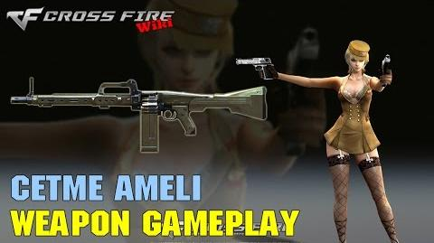 CrossFire - CETME Ameli - Weapon Gameplay