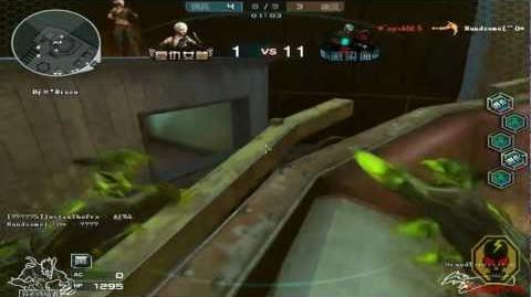 Chinese CrossFire - Rook's Massacre Extermination!