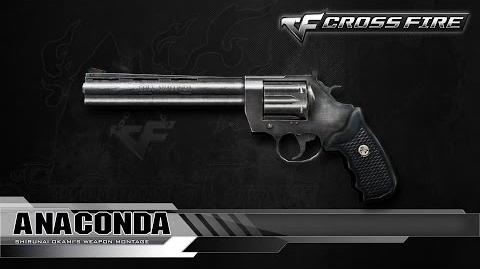 CrossFire Vietnam Anaconda ☆