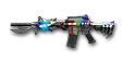 ItemIcon M4A1-S PrismBeast