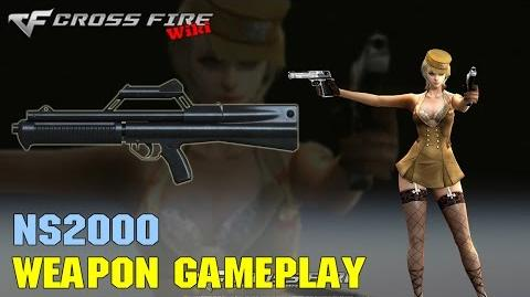 CrossFire - NS2000 - Weapon Gameplay