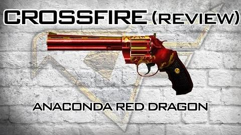 CrossFire - Anaconda Red Dragon Review