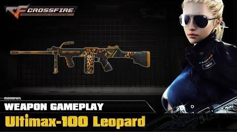 CrossFire VN - Ultimax-100 Leopard