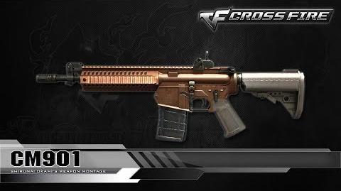 CrossFire Vietnam CM901 ☆
