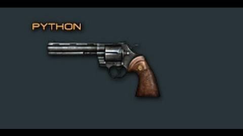 Cross Fire VietNam -- Colt Python -Review-!