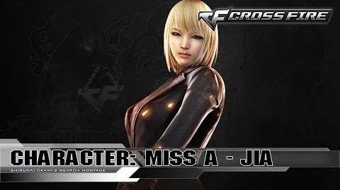 CrossFire Character JIA - Miss A ☆