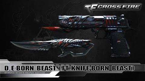 CrossFire Vietnam D.E-Born Beast (ft