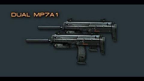 Cross Fire China -- Dual MP7A1 -Review-!