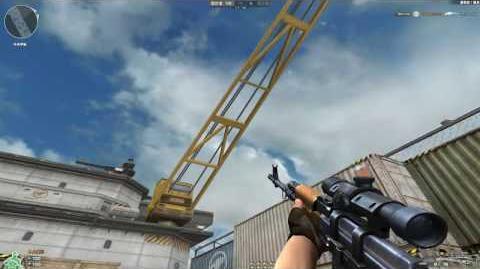 Cross Fire China Zastava M76 GamePlay!
