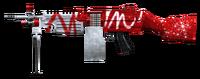 M249 Minimi Xmas