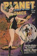 Planet Comics Vol 1 39