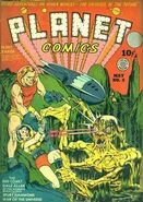 Planet Comics Vol 1 5