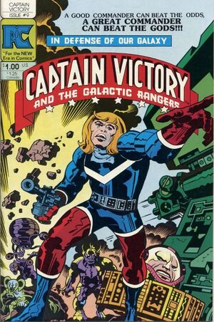 Captain Victory Vol 1 9