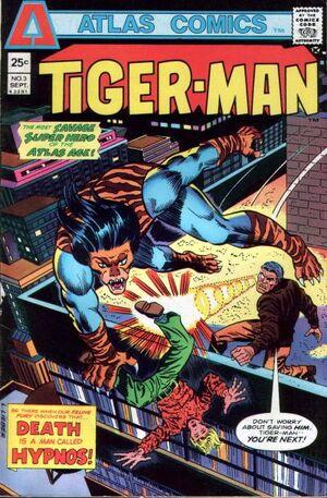 Tiger-Man Vol 1 3