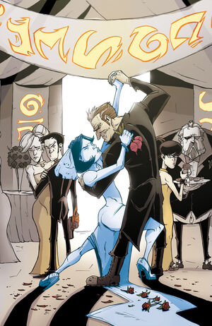 Cover for Chew #30 (2012)