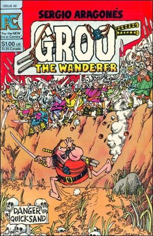 Groo the Wanderer Vol 1 2