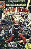 Captain Victory Vol 1 1