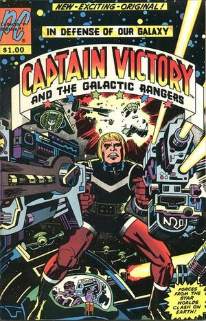 Captain Victory Vol 1 1